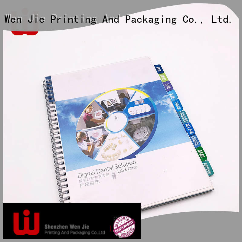 WenJie Latest brochure quotes Suppliers for book store