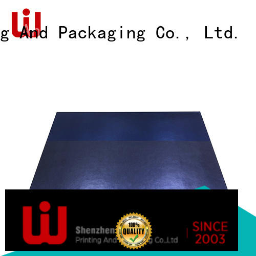 WenJie packaging cosmetic storage box kit for beauty shop