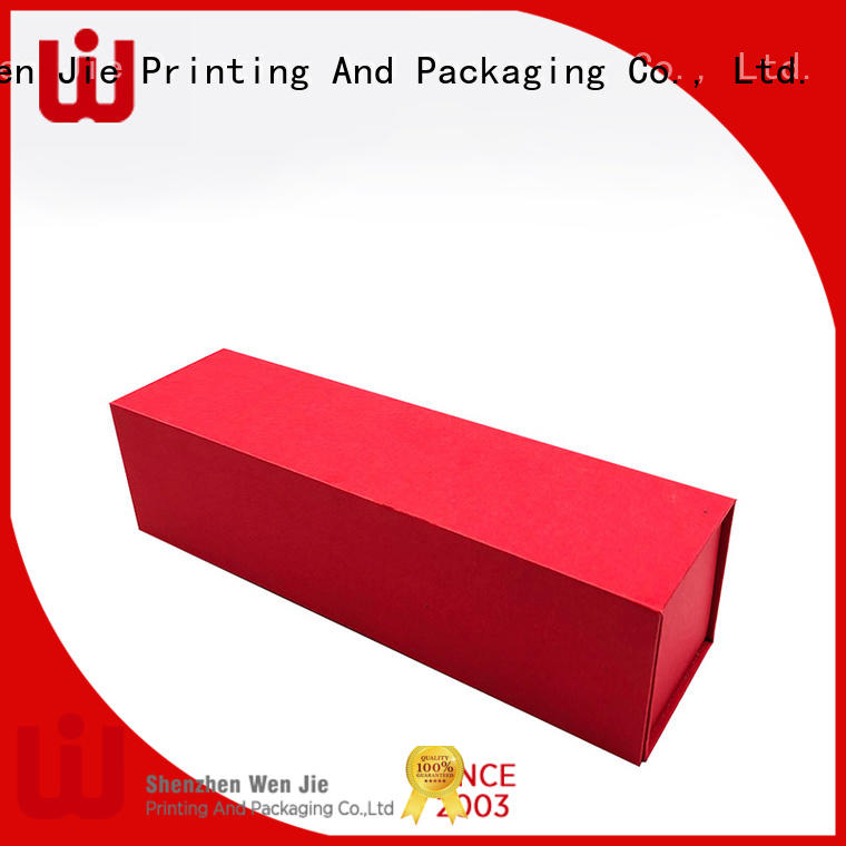 WenJie customized folding packing boxes online for shop