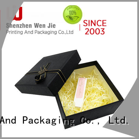 WenJie gift set of 3 gift boxes manufacturers for beauty store