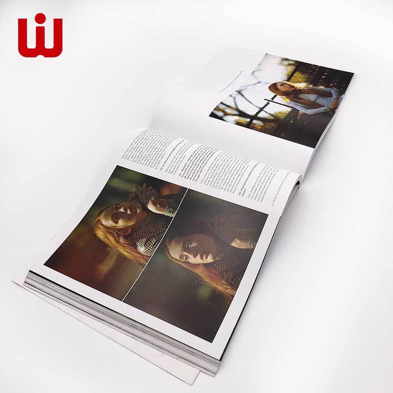 Custom 24 printing services magazinebook for business for book store-2