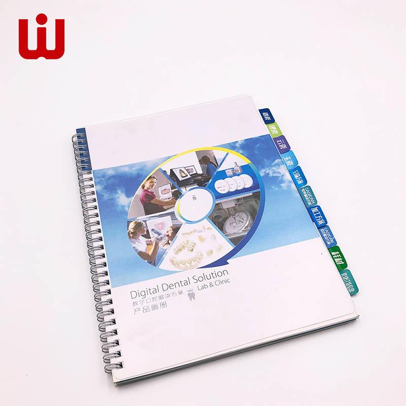 Custom Brochure Printing Art Paper  Brochure 15 Years experience