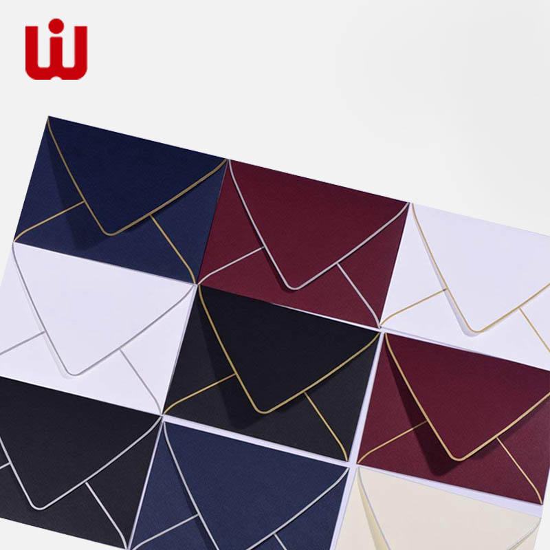 WenJie Wholesale fancy business envelopes for business for book store