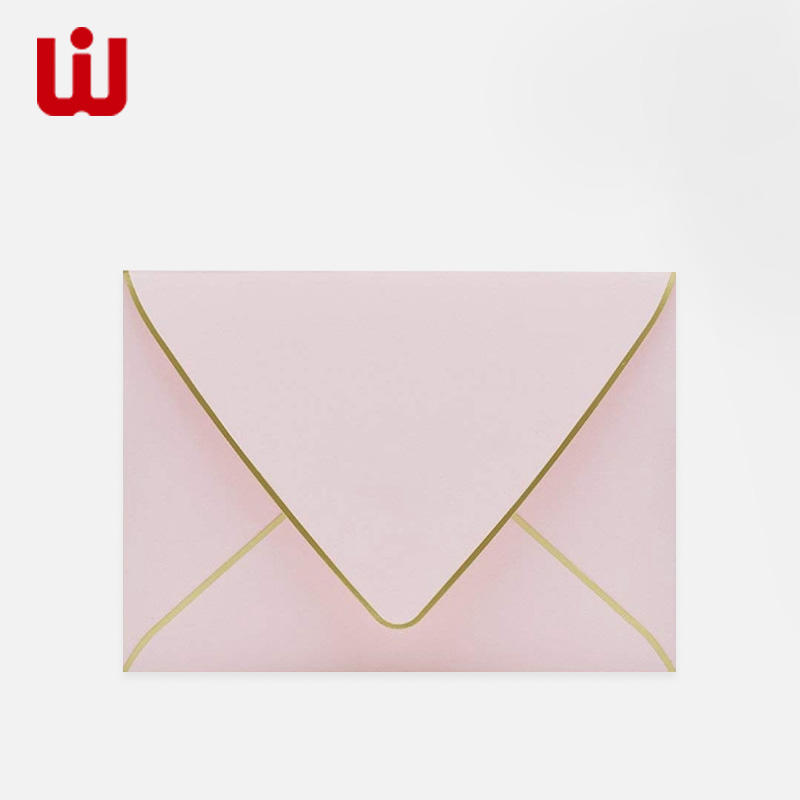 WenJie customized logo envelop factory price for book store