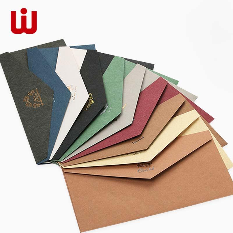 custom printing paper envelopes Wholesale Fancy design