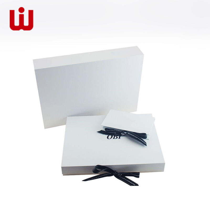 hair extension packaging gift box pink and marble paper folding