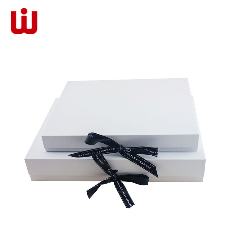 WenJie-Foldable Storage Box Custom Elegant Pink And Marble Paper Box-1