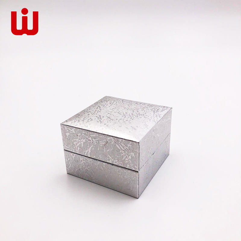 Wholesale Craft Custom Logo Paper Jewelry Box 15 Years experience
