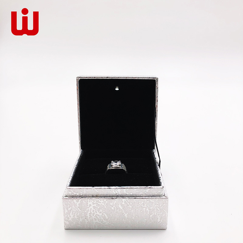 WenJie-Jewelry Packaging Box Personalised Jewellery Box Supplier
