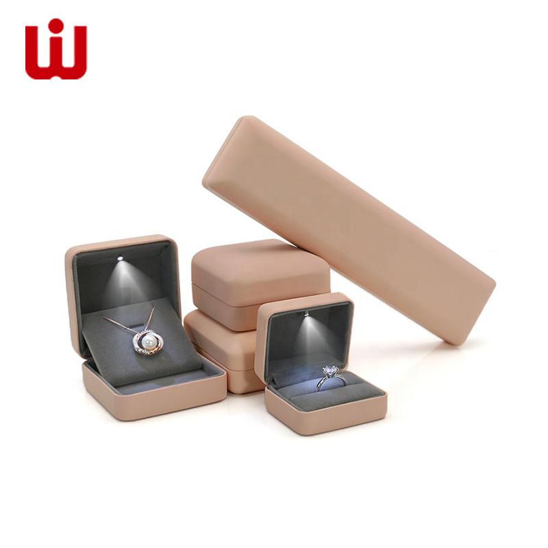 paper jewelry packaging box wholesale Custom logo Hot sale