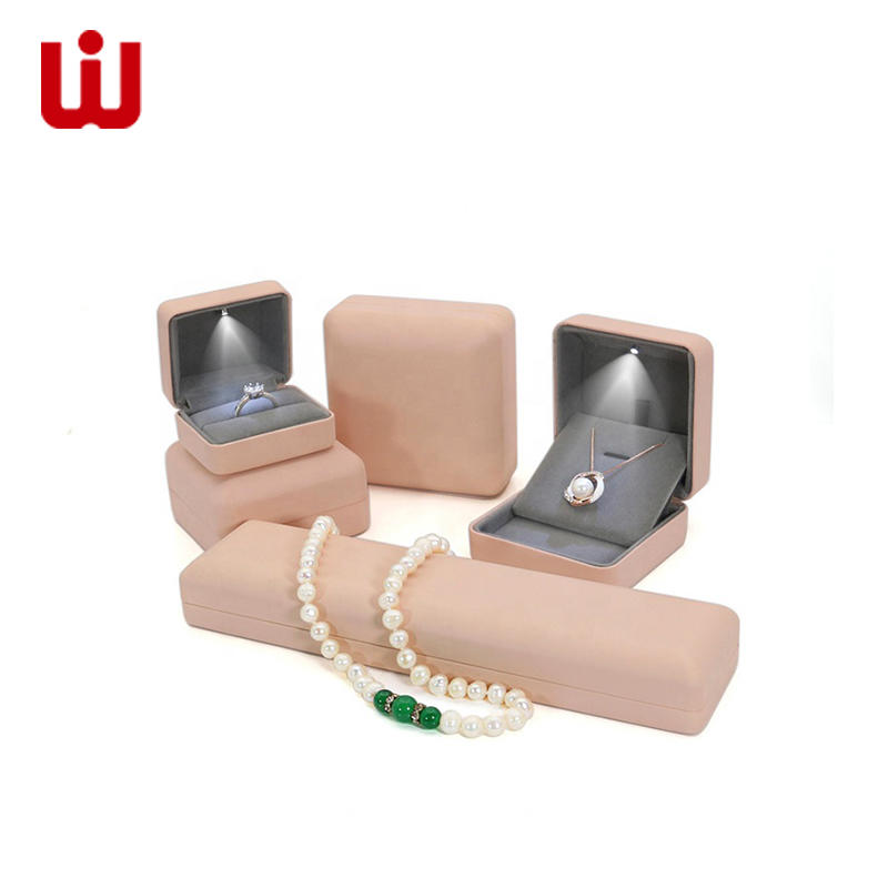 paper jewelry packaging box wholesale Custom logo Hot sale