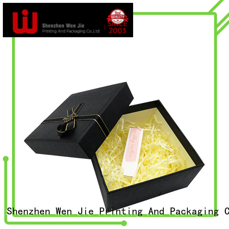 WenJie boxes apparel gift boxes with lids company for store