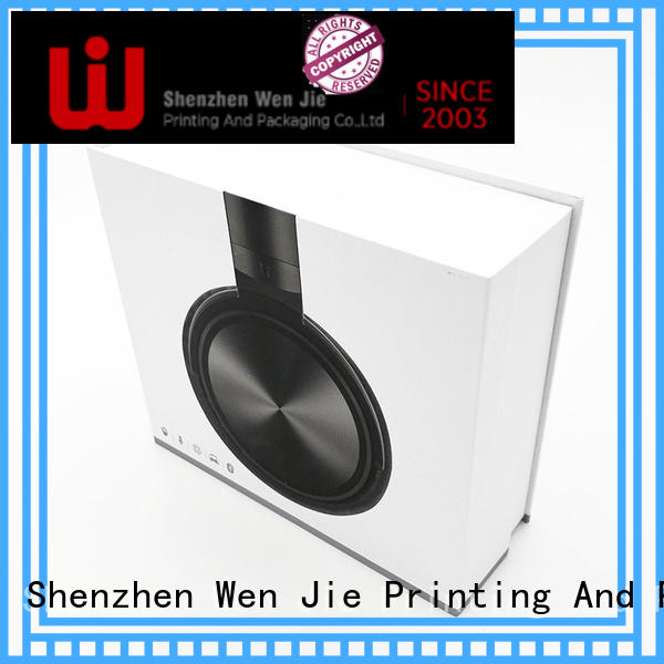 WenJie carton electrical enclosure box set for store