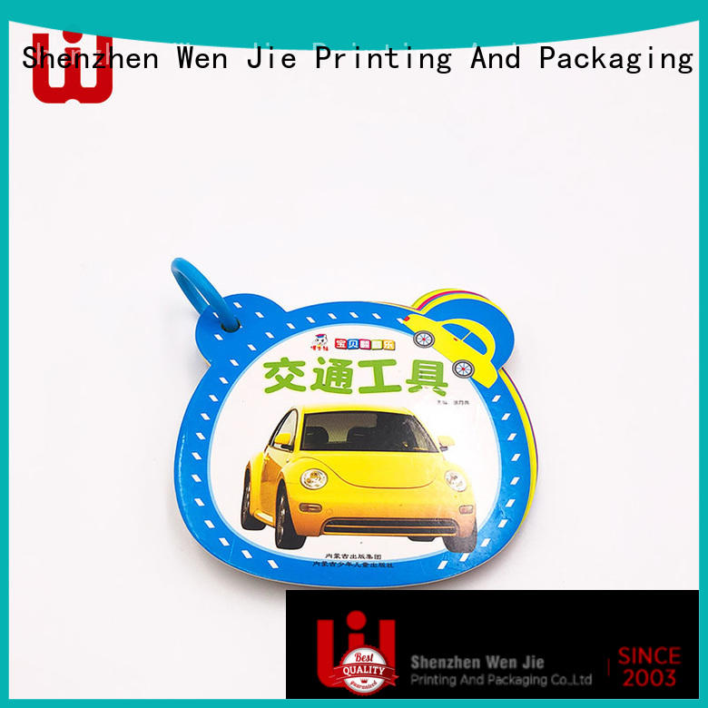 good quality child book printing notebook manufacturer for book store
