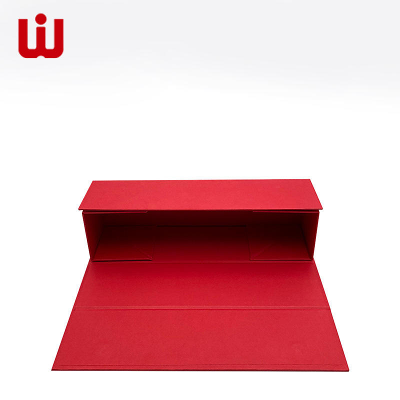 WenJie paper folded paper box with lid for business for packing-2