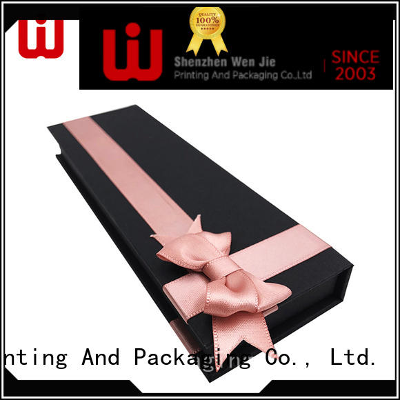 Top magnetic closure gift box suppliers customized Supply for gift