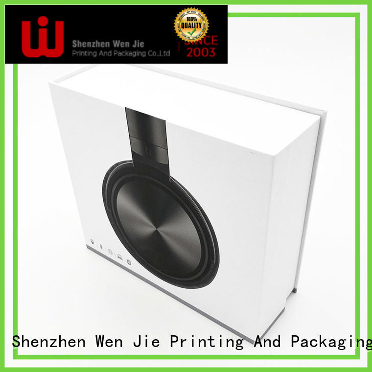 WenJie accept electronic project box wholesale for supermarket
