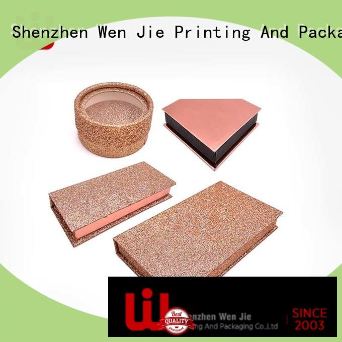 WenJie boxes eco friendly skincare packaging factory for beauty shop