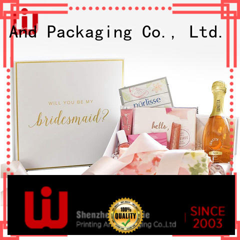 WenJie service magnetic box manufacturer for wrapping