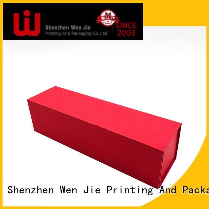 WenJie customized foldable storage box China wholesale for shoppe