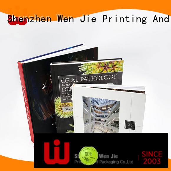 WenJie Best kinkos brochure printing company for publisher