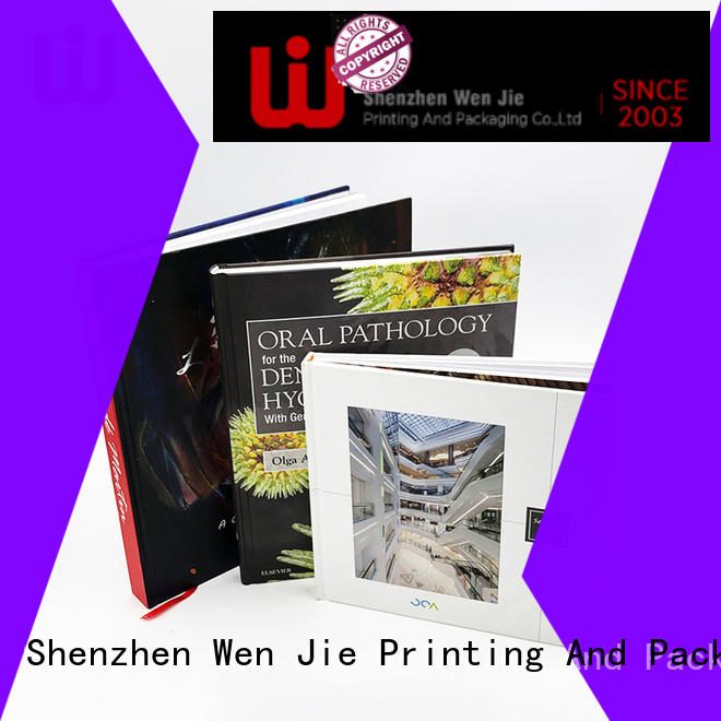 special magazine printing recycled directly price for book store