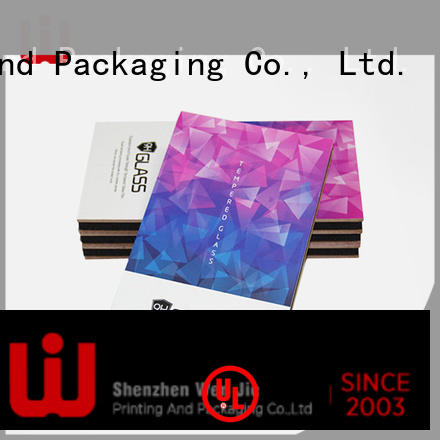 WenJie tear resistant electronics box wholesale for store