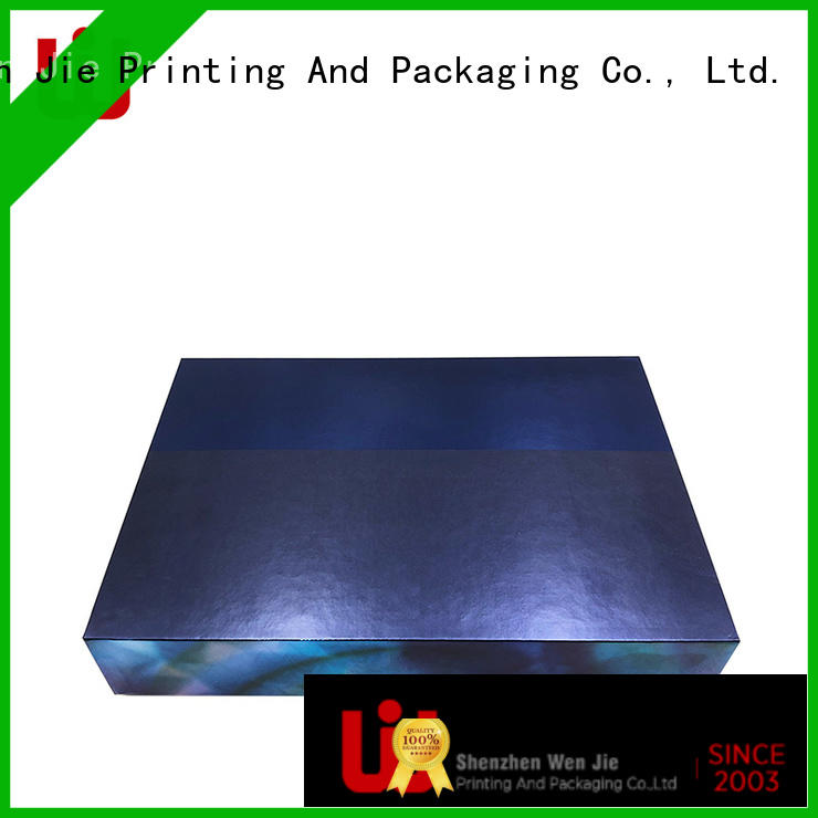 New boxes for cosmetic products cardboard directly price for shop