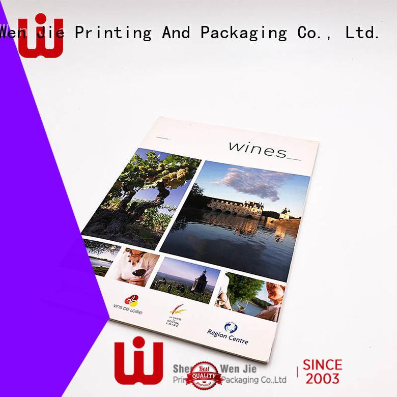 Wholesale custom online catalogs hard manufacturers for shop