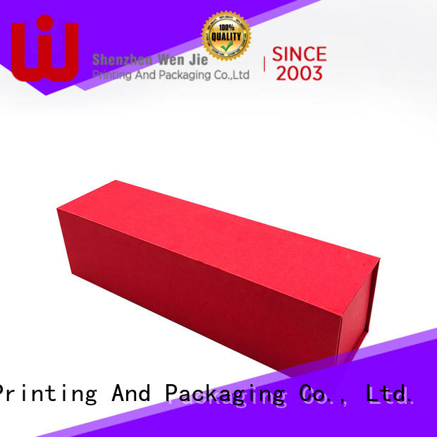 WenJie professional long shipping boxes company for shipping