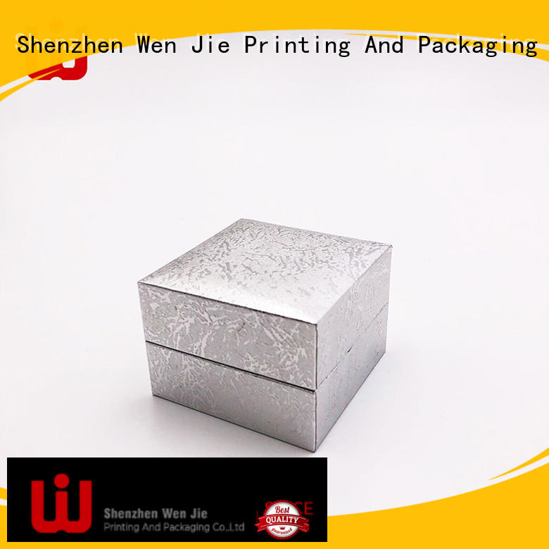 WenJie jewelry custom jewelry box online for jewelry store