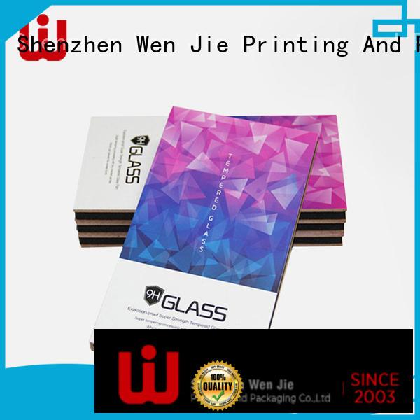 WenJie professional electronics enclosure box kit for shop