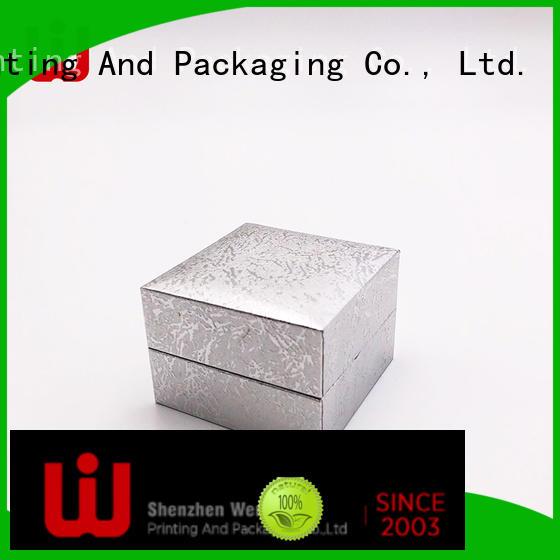 WenJie box custom jewelry box factory price for gift