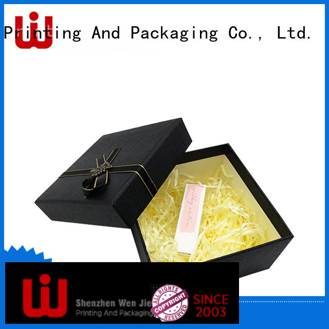 WenJie special magnetic gift box customized for store