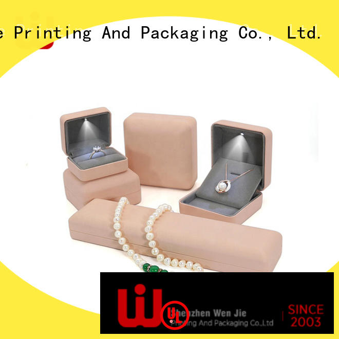 beautiful custom jewelry box paper online for wrapping