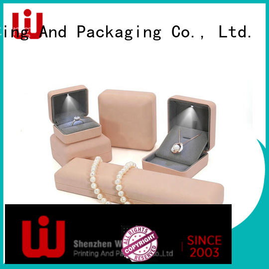 jewelry box jewelry for packing WenJie