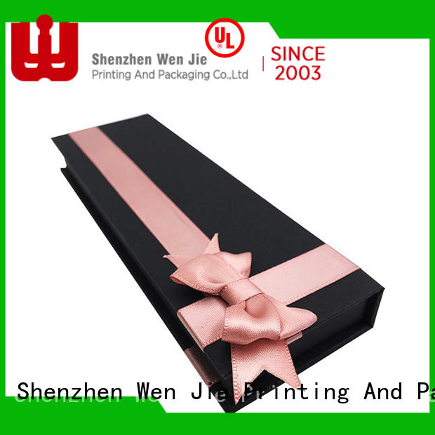 WenJie elegant luxury gift boxes wholesale company for shop