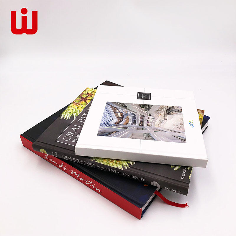 WenJie gold custom magazine printing online for press-2