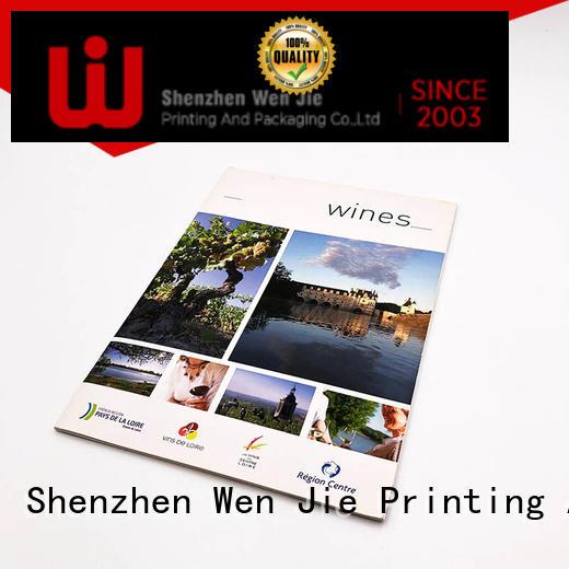 professional catalog printing bound manufacturer for shop