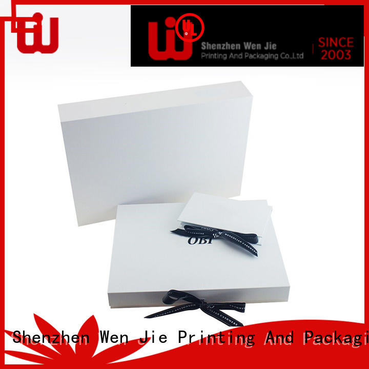 WenJie New custom boxes for sale for business for packing