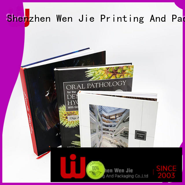 print your own magazine direct for press WenJie