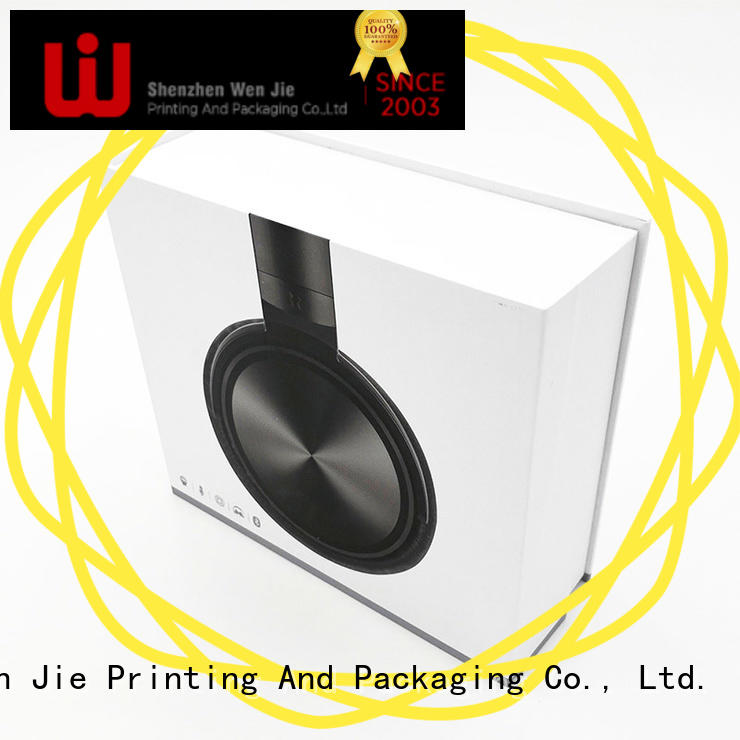 WenJie carton electronics box supplier for shop