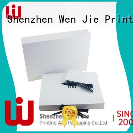 elegant icee folding box hair China wholesale for packing