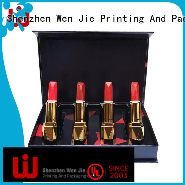beautiful cosmetic paper box designs directly price for store