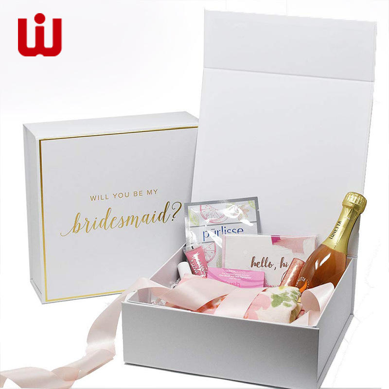 WenJie exquisite magnetic gift box wholesale for shop-3