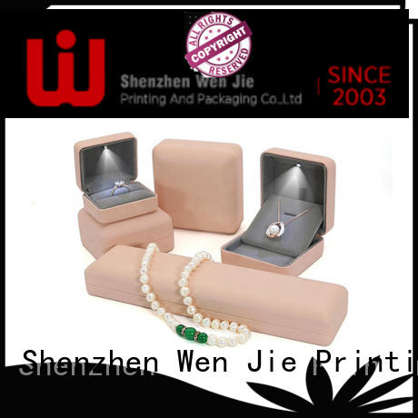 WenJie porcelain jewelry packaging box online for packing