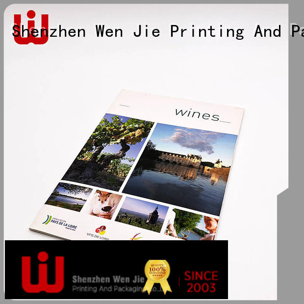 WenJie good quality kinkos full color printing Suppliers for shop
