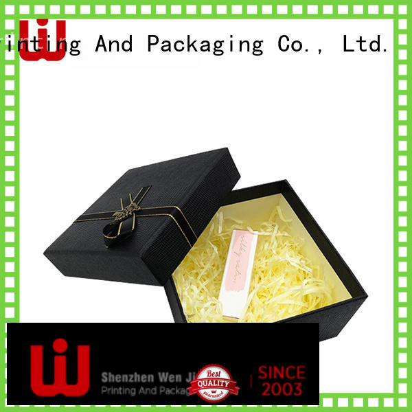 WenJie design small gift containers Suppliers for store