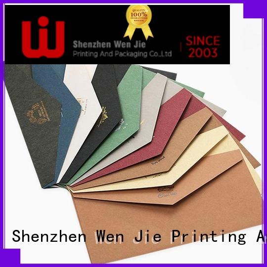 WenJie fancy digital printing company for business for shop