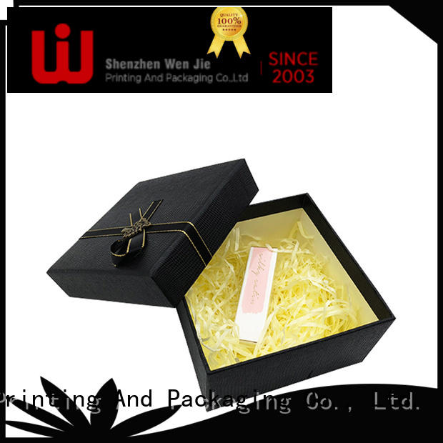 WenJie special cream gift box manufacturers for beauty store